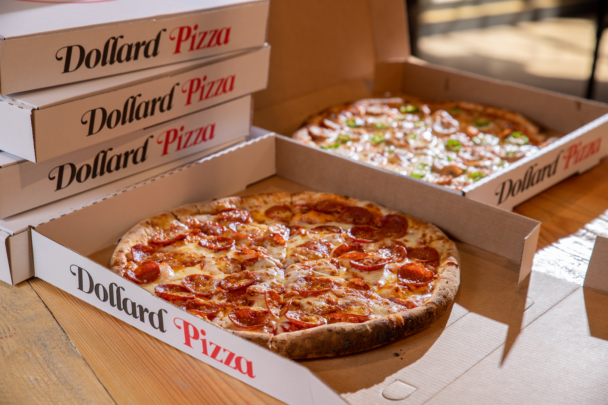Dollard Pizza | Pizza Delivery Dublin