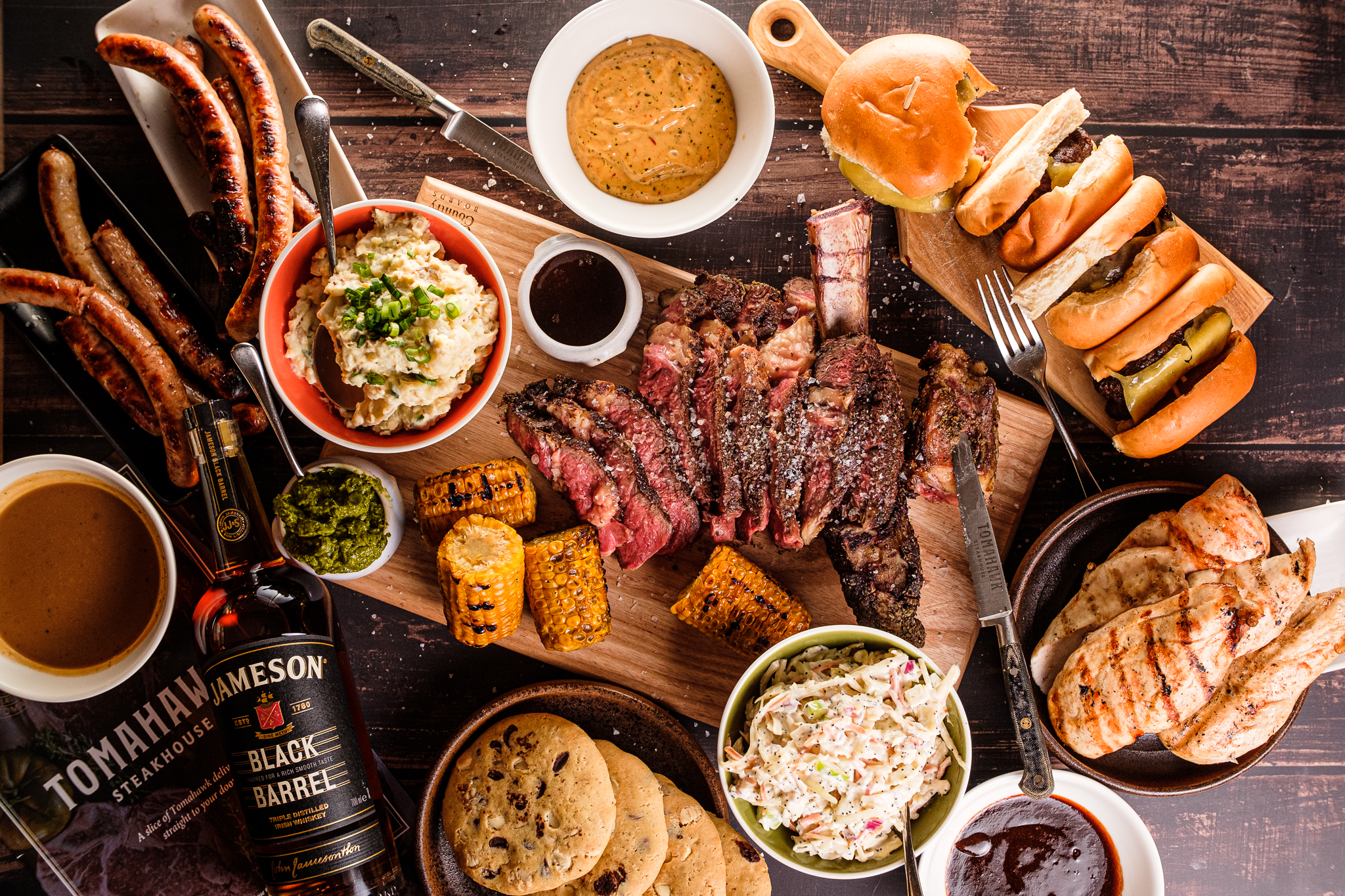 Father's Day Gift | Tomahawk Steakhouse